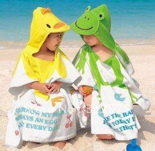 1 pcs New! bath 61*61CM- children Blankets Bath towels kids washcloth body towel