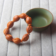 FREE SHIPPING China's traditional arts and crafts WOMEN&MEN Hand string olive bracelet Stream of Life SEX The origin of life