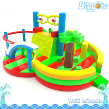 Inflatable Biggors Giant Inflatable Game Inflatable Slide Bouncy Castle Jumpling Castle For Kids Ball Pit(China (Mainland))