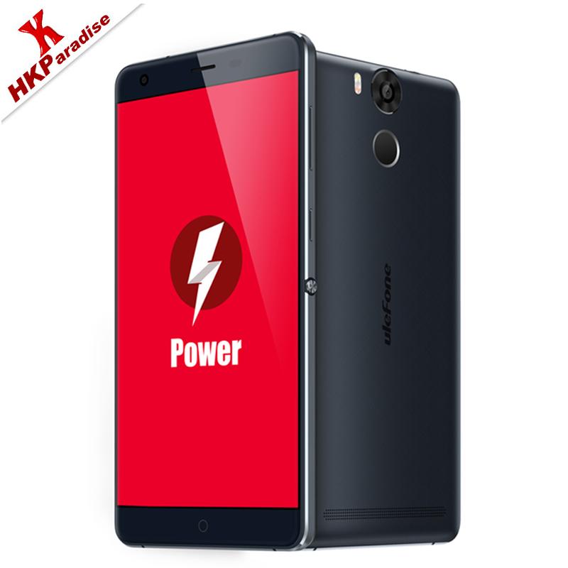 "Ulefone Power 4G LTE Smartphone 5.5"" MTK6753 Octa Core Dual Cell Phone 3GB RAM 16GB ROM 13.0MP Android 5.1 Mobile Phone 6050Mah(China (Mainland))"