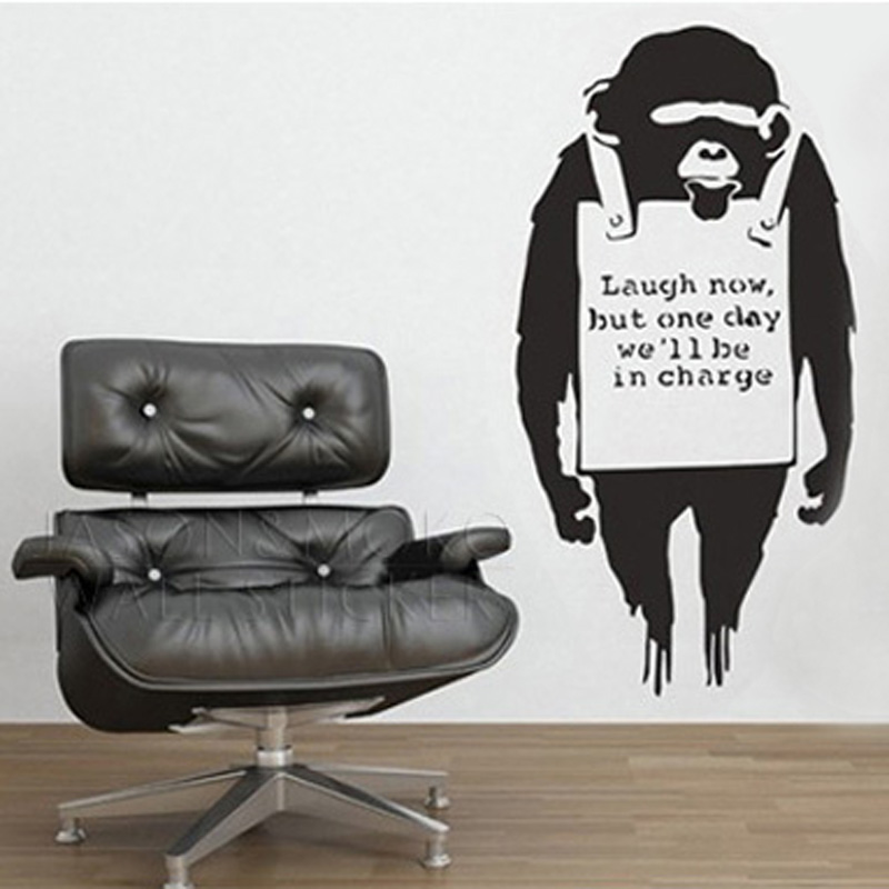 Popular monkey wall paper buy cheap monkey wall paper lots for 6 letter word for living room