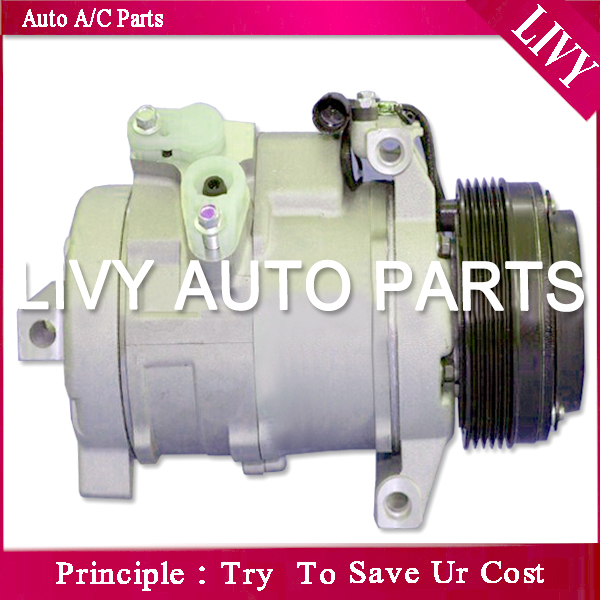 10S17C AC COMPRESSOR FOR CAR BMW X5 E53 3.0i 4.4i 2001 2002 2003- 4472203325 447220-3328 447170-5892(China (Mainland))