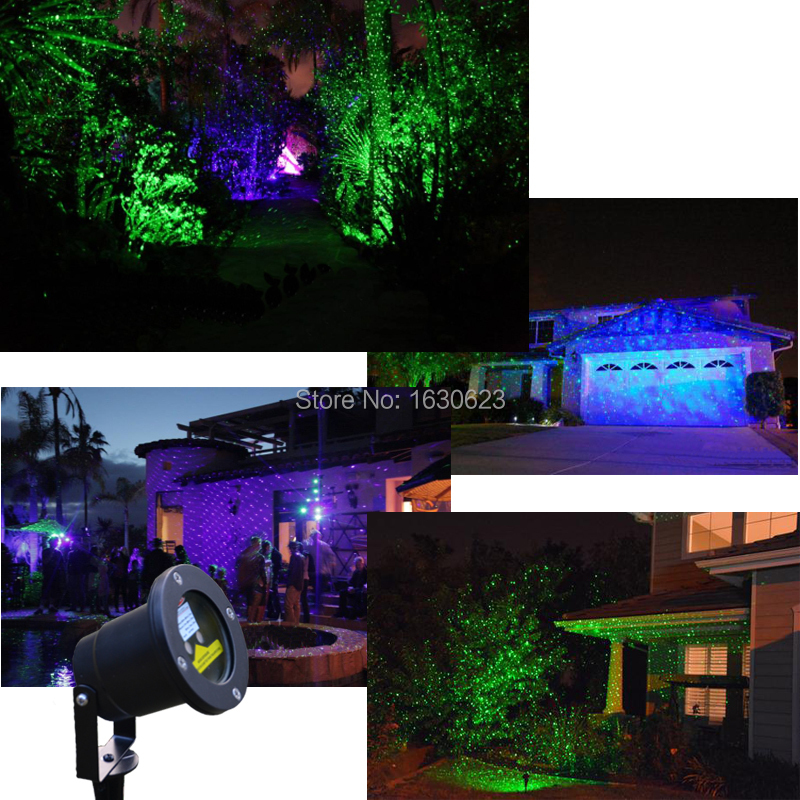 lights projector christmas garden laser light outdoor projector star. Black Bedroom Furniture Sets. Home Design Ideas