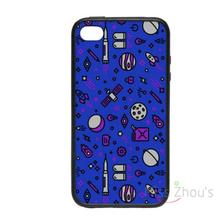 For iphone 4/4s 5/5s 5c SE 6/6s plus ipod touch 4/5/6 back skins cellphone cases cover Tattoo Goth Princess Emo Space Moon Stars