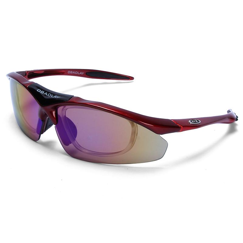 Sport's Outdoor Cycling Bicycle Bike Goggles Eyewear Eyeglass Uv400 Sunglasses - international standing shops store