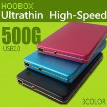 500GB External Hard Drives 2015 new Fast-moving USB 2.0 Portable Extern Disco Duro Externo HDD Hard Disk Drive hoobox(China (Mainland))