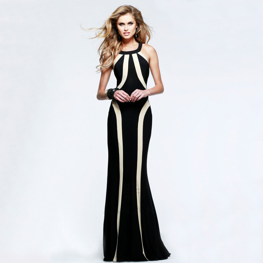 Compare Prices on Nice Black and White Dresses- Online Shopping ...