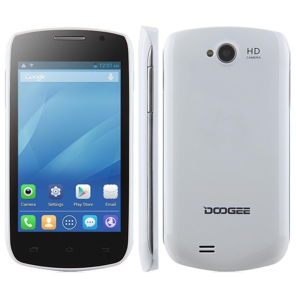Origine Doogee DG110 telephones portables MTK6572 Dual Core 4.0 polegada Android 4.2 GPS double camera 2SIM/Dual BandsSmartphone(China (Mainland))