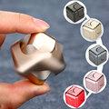 2017 New Square Spinner Fidget Toy EDC Hand Spinner Aluminium 688 Hybrid Ceramic Bearing Spinner Hand