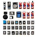 37 in 1 Box Sensor Kit Basic Module Suite for Arduino Free Shipping