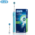Oral B Electric Toothbrush Replaceable Brush Head for Adult Teeth Whitening Deep Clean Rechargeable Electric Tooth