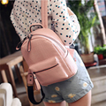 2016 New Fashion Alligator Girls Backpack Preppy Style PU Leather School Bags Travelling Shoulder Bag Crocodile