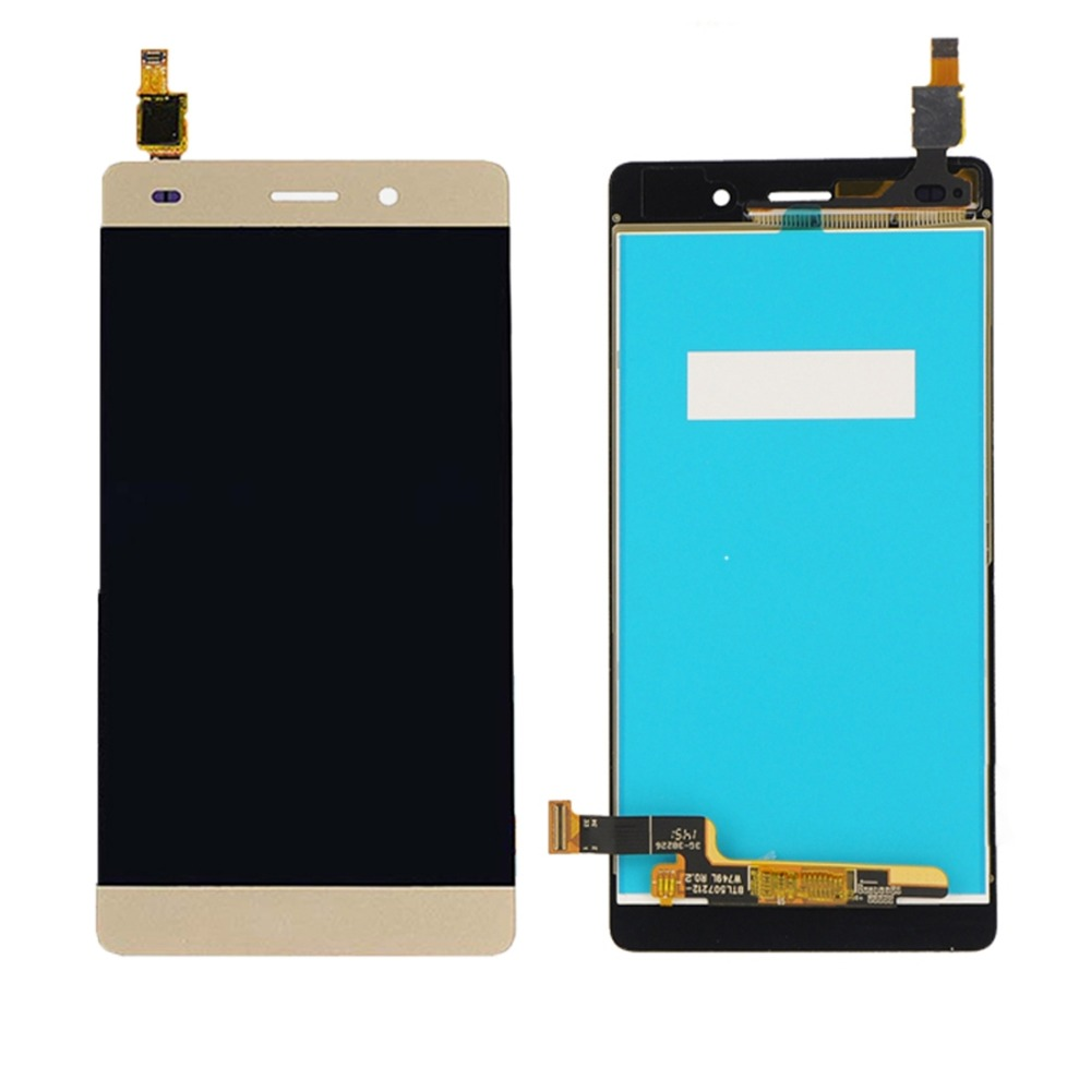 Replacement LCD Screen + Touch Screen Digitizer Assembly + Repair Tool Set for Huawei P8 Lite
