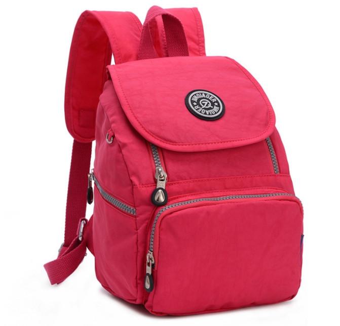 16colors Water Resistant Women Floral Nylon Backpack Brand JinQiaoEr Original Kipled School Bag Casual Travel Back Pack Bags<br><br>Aliexpress
