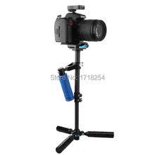 Buy DHL Carbon Fiber DSLR S-43 Video Camera Stabilizer S43 DSLR camera DV camcorder steadycam Steadicam gopro hero for $108.00 in AliExpress store