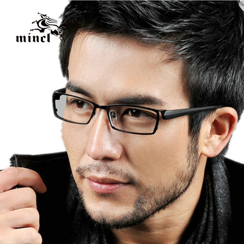 Black Frame Glasses For Guys : Ultra light eyeglasses frame glasses frame myopia Men eye ...