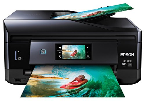 2016 New [Hisaint] Epson XP-820 Small in One Printer- Copier - Scaner - Fax - wireless - Brand New(China (Mainland))