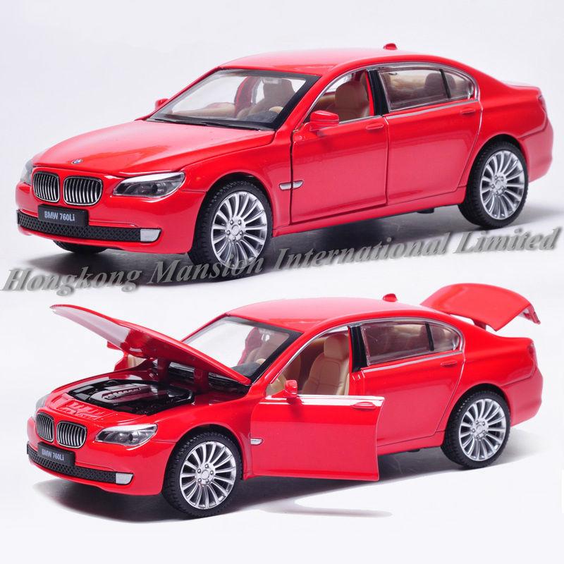 New 132 Car Model For BMW 760Li (4)