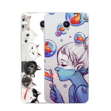 Buy Meizu m5 note Case,Silicon Lifelike 3D relief Painting Soft TPU Back Cover meizu m5note 5.5 Phone Bags for $2.18 in AliExpress store