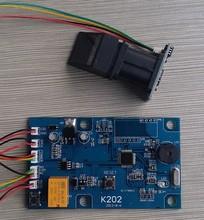 K202 fingerprint control board  and R305  fingerprint  reader