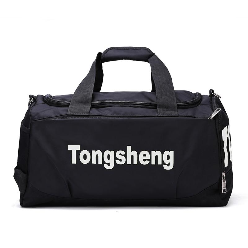 Large Capacity Gym Bag Mens Duffel Workout Sport Bag Travel Carry on Tote Bag Athletic Shoulder Waterproof duffle bag(China (Mainland))