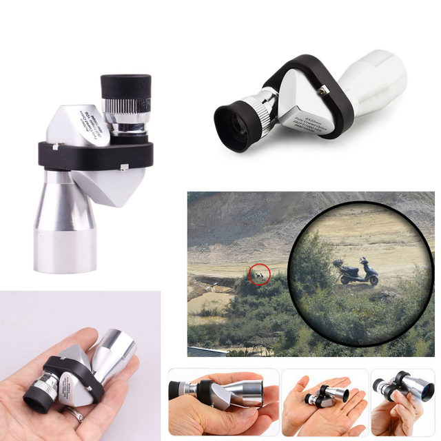 New Pocket 8×20 HD Optical Monocular Telescope