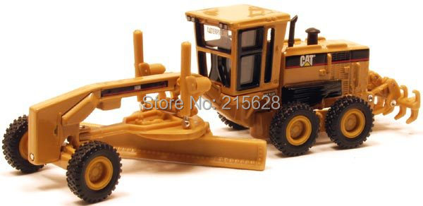 Norscot 1:87 CAT Caterpillar 160H Motor Grader DieCast Scale collectible replica Model 55127 American Construction Equipment(China (Mainland))