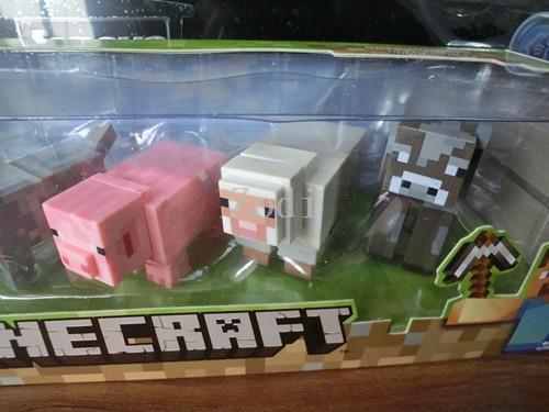 Фигурка героя мультфильма Minecraft Overworld 6 ,