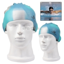 wholesale silicone swimming hat