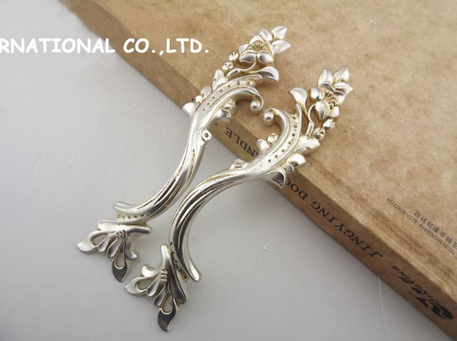76mm Free shipping 2pcs/set  zinc alloy  Kitchen Cabinet Furniture Handle