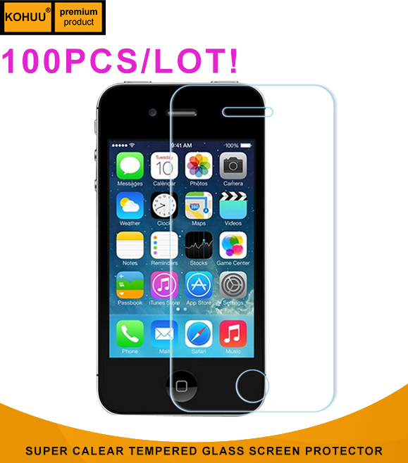 KOHUU100pcs/lot Assurance Supplier ScreenFilm for Apple Iphone4 4S 5 5C 5S SE Touch4/5/6 Back Film 4 4S 5 5S SE ScreenProtector(China (Mainland))