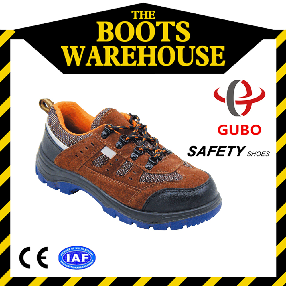 New Arrival Protect Waterproof Outdoor Winter Proof Safety Shoes Velvet Safety Shoes Warm Autumn Breathable Leather Safety Shoes(China (Mainland))