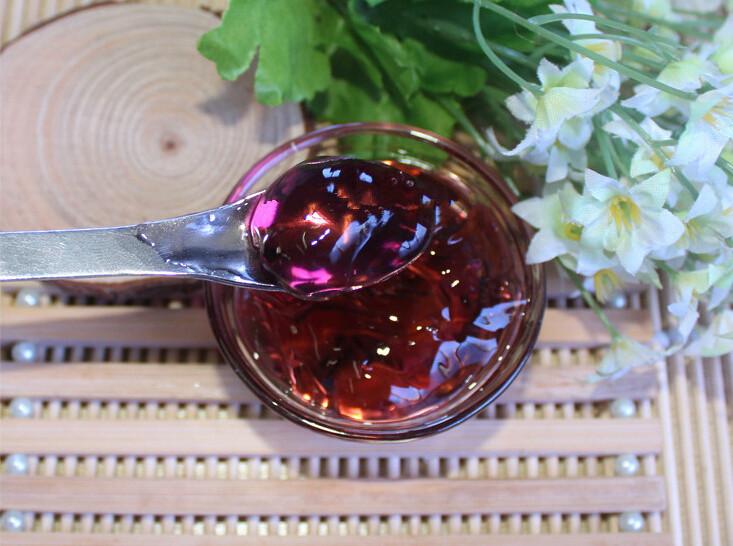 Фотография 1KG Red Wine Polyphenols Gel Jelly Facial Mask Antioxidant Moisturzing Whitening Anti Ageing Beauty Salon Equipment 1000ml 1KG