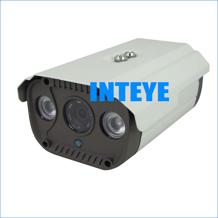 New 600TVL Sony CCD camera for CCTV camera system with array LED free shipping ,dropshipping(China (Mainland))