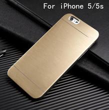 Телефон чехол, 5s алюминий чехол делюкс золото металл чехол для iphone 5 5S 5 g жёсткая алюминий задняя часть для I5