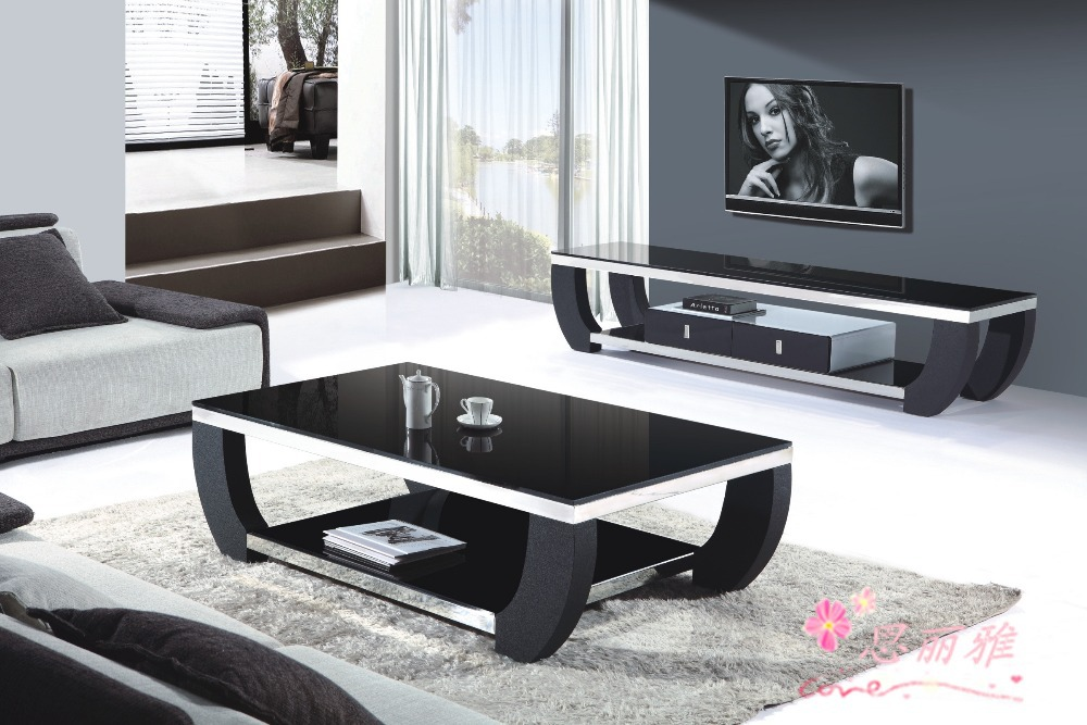 Black Glass Tv Stand Metal Tv Stand Living Room Tv Stand
