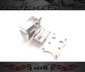 CNC Aluminum Metal Gas Cap for 1/5 baja 5b 5t 5sc orange silver available 95095