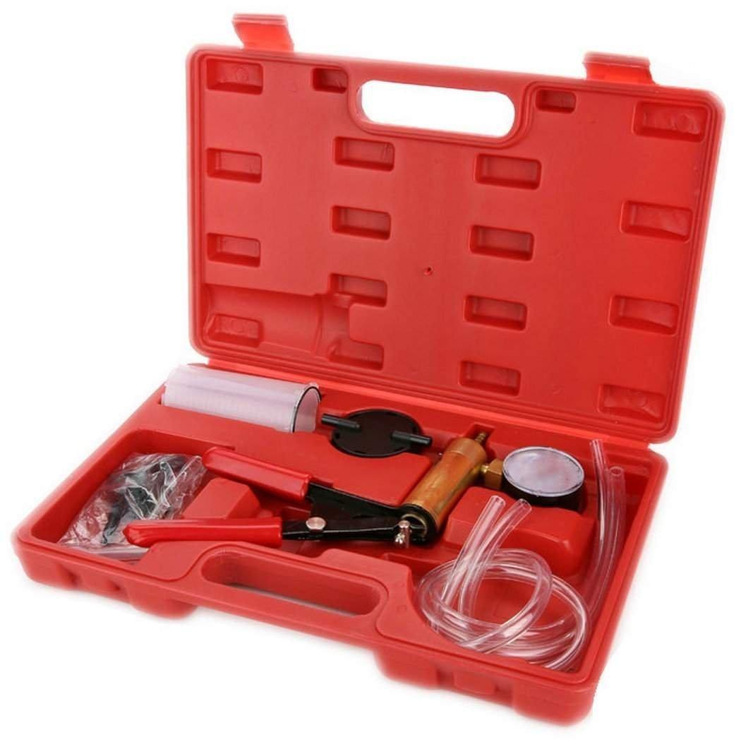 Фотография Auto hand vacuum pump, vacuum suction gun, brake oil tool, vacuum tester