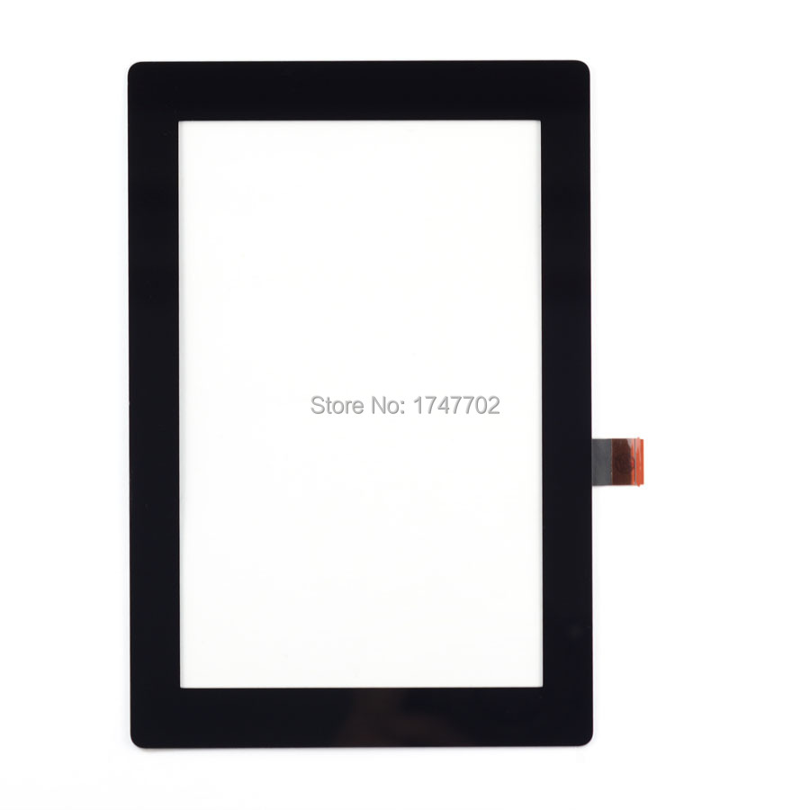 New For Amazon Kindle Fire HD 2013 7'' P48WVB4 3rd Touch digitizer Screen Glass Replacement Part Free Shipping(China (Mainland))