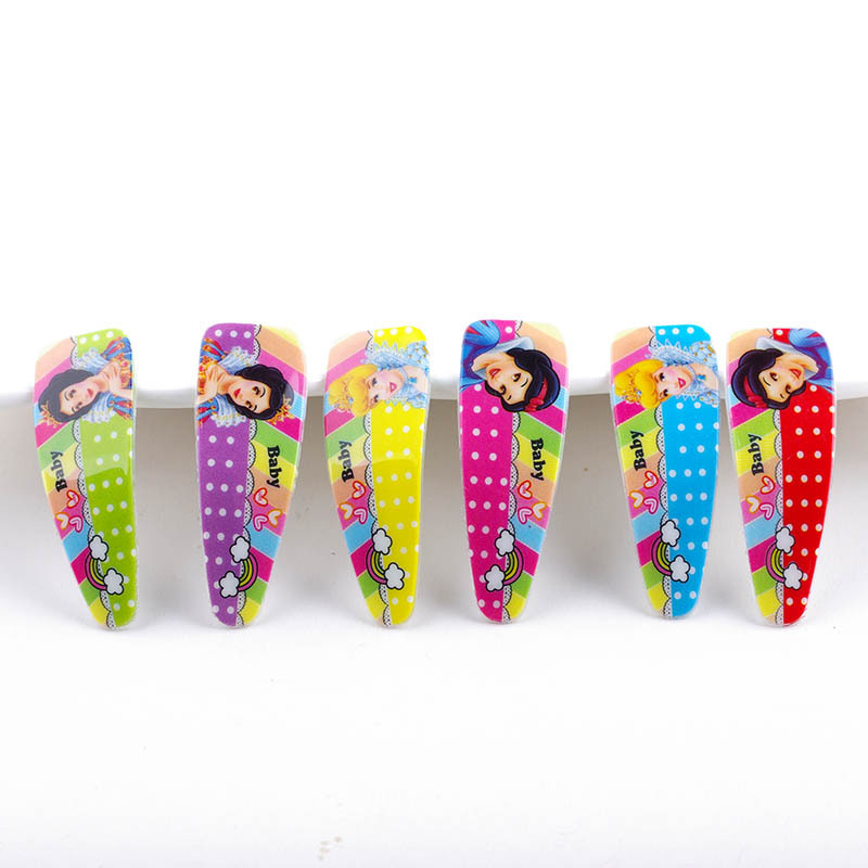 2016 hairpin hair clip Children hair accessory mini pin wholesale Environmental protection small size 48pcs/lot(China (Mainland))