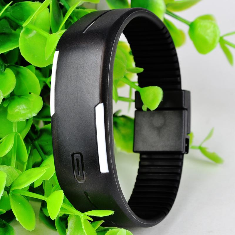 NEW 2016 Touch Screen Fashion Stopwatch Digital Male Watches Luxury Men's Sports Clock Electronic Wrist Watch Wristwatches #45(China (Mainland))
