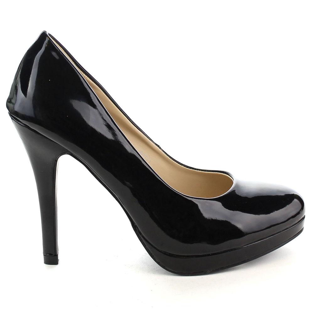 Patent Platform Heels