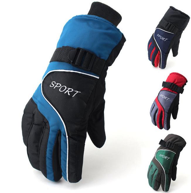 Гаджет  universal 8cm mountaineering sports gloves\racing gloves\skiing gloves 2 pairs None Спорт и развлечения