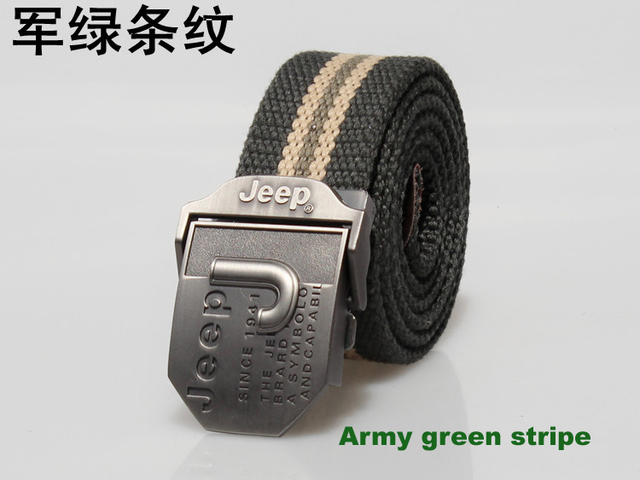 2015 Freeshipping Rushed Sale Real Cinto Masculino Belts for Men's Canvas Thickening Outdoor Belt Leather Have 110cm And 120cm