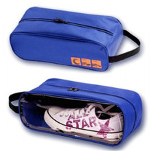 6Colors Visual Portable Folding Shoe Bag Badminton Shoe Bag Waterproof and Breathable Shoe Storage 33 14