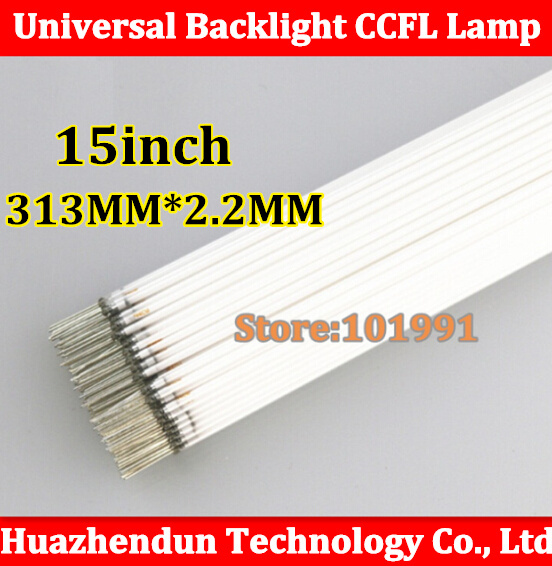 10pcs Brand NEW 313*2.2mm CCFL LCD Backlight lamp for 15 inch 15 LCD monitor 10PCS/LOT Free Shipping<br><br>Aliexpress