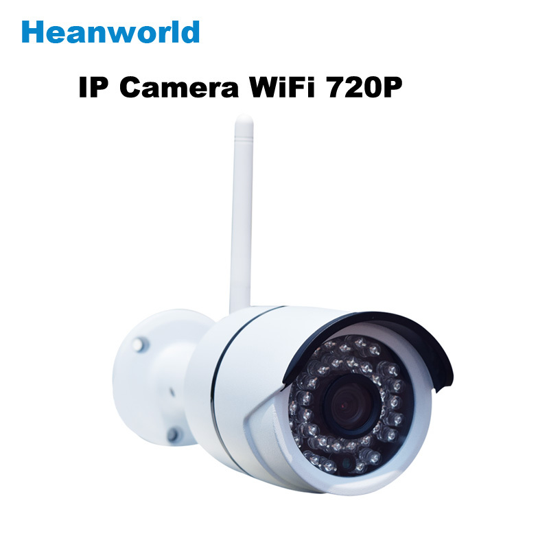 Waterproof Wireless Mini Wifi IP camera support micro SD card CCTV Webcam Network Surveillance Security Camera with wide angle(China (Mainland))