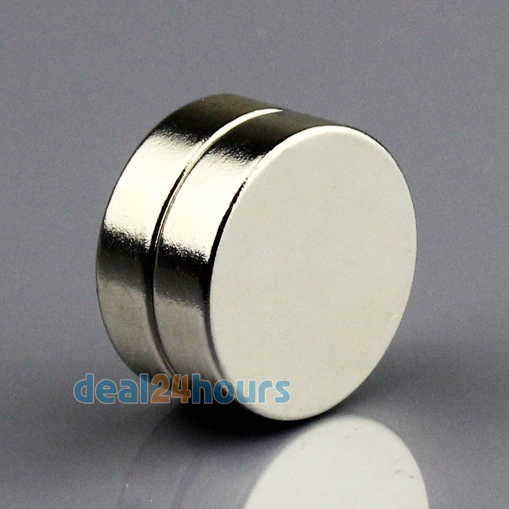 2pcs N50 Super Strong Round Disc Cylinder Magnets Rare Earth Neodymium 18mm x 5mm Free Shipping<br><br>Aliexpress