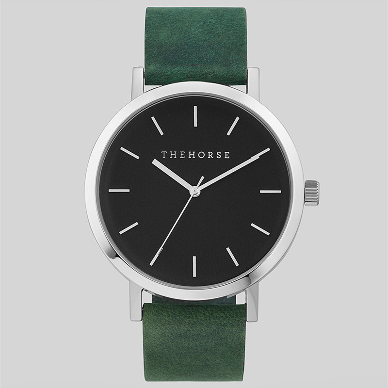 2016 Real Stainless Steel Case THEHORSE Watch Men Hodinky Quartz-Watch Water Resistant Watches Women Relojes Hombre Montre Homme(China (Mainland))