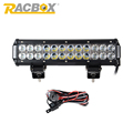 RACBOX 12inch 72W LED Work Drive Light Lamp Bar Combo Offroad Light 12V For ATV SUV